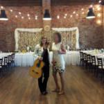 Svatební obřad v hotelu Grunt v Těrlicku